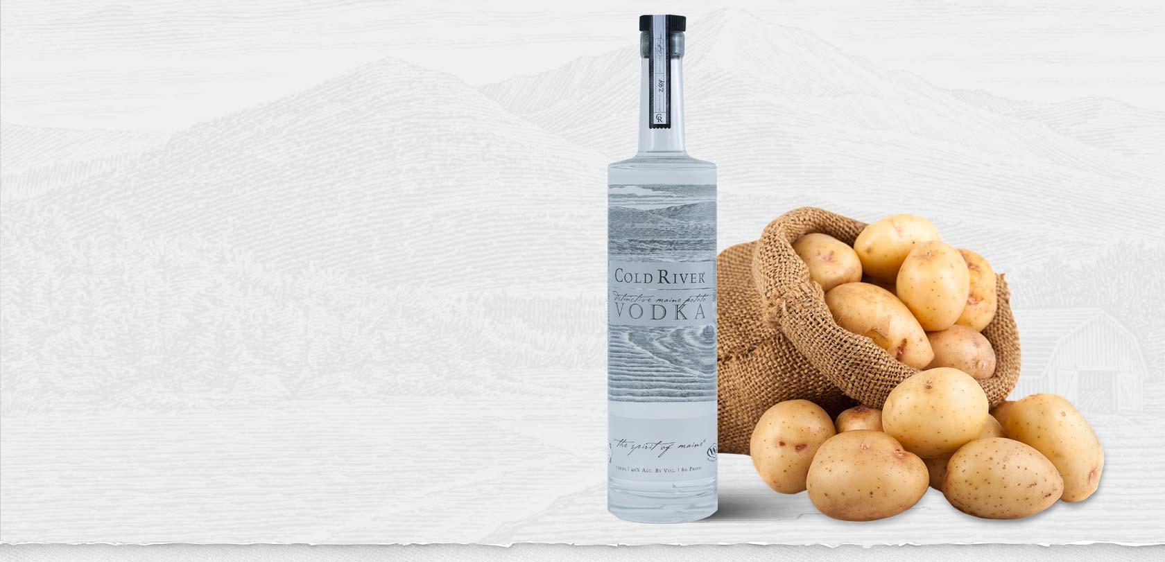 Cómo hacer vodka casero de patata